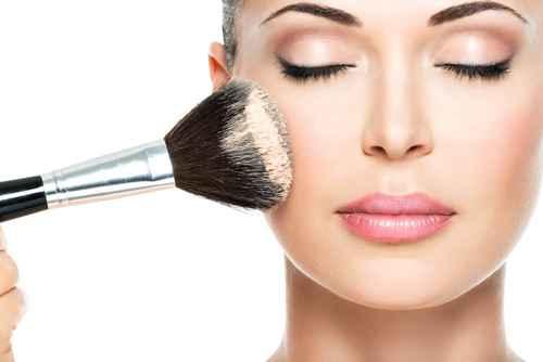 Make up gezicht